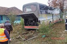Accident grav în Bulgaria. Cel puţin şase morţi şi 20 de răniţi, după ce un autobuz s-a răsturnat