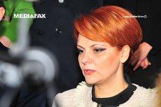 Olguţa Vasilescu, audiată la Parchetul General într-o cauză privind lucrări realizate de Tel Drum