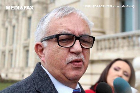 Augustin Zegrean: Povestea revocării procurorului şef al DNA s-a încheiat în această seară. Nu cred că vor sesiza CCA
