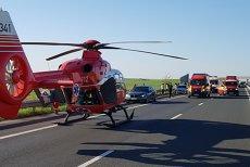 Accident grav pe Autostrada A1, între Timişoara şi Arad, soldat cu un mort şi patru răniţi