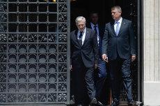 Iohannis începe separat medierea PSD-BNR. Isărescu, invitat azi la Cotroceni. Când va veni la discuţii Dăncilă