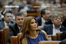 Andreea Cosma, audiată în dosarul Ciuperceasca, în care este acuzată de corupţie
