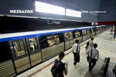 """Anunţul Metrorex referitor la instalarea de panouri de protecţie la metrou. """"Nu s-a demonstrat îndeplinirea condiţiilor necesare"""""""