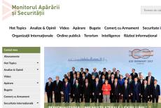 Peste 200 de companii, la expoziţia Black Sea Defense & Aerospace. MEDIAFAX lansează Monitorul Apărării