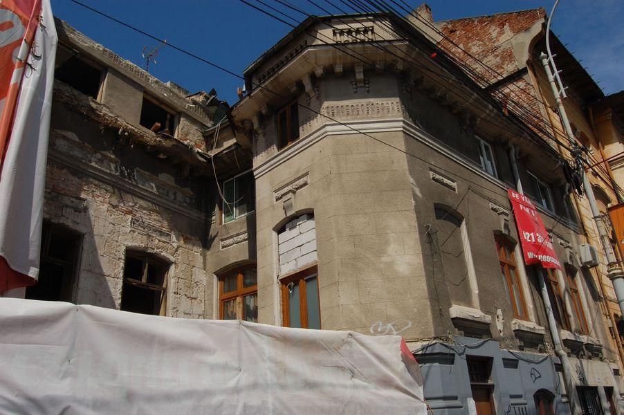 Victorie pentru Nicuşor Dan în instanţă: Casa prinţului Gheorghe Cantacuzino a fost demolată ilegal