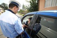 Poliţia trage pe dreapta maşinile fără ITP sau contract de vânzare-cumpărare înregistrat