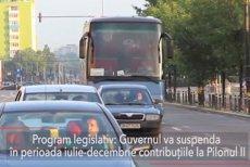 Guvernul suspendă contribuţia la pilonul II de pensii în perioada iulie-decembrie