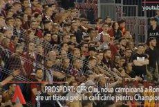 CFR Cluj, din nou campioană. Motivele pentru care a câştigat al patrulea titlu din istorie