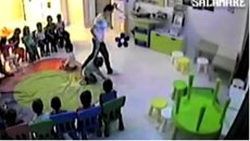 """Educatoarele şi directoarea de la Grădiniţa """"Micul Regat"""" Constanţa, condamnate la închisoare cu suspendare pentru că agresau copiii"""