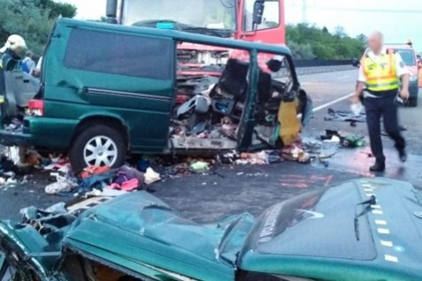 A fost identificată şi cea de-a noua victimă a gravului accident din Ungaria. Cine şi de unde este