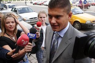 Procurorii cer închisoare cu executare pentru Cristian Boureanu