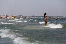 Un bucureştean a murit înecat în mare la Eforie Nord. Plaja nu are salvamari