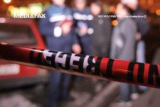 Un bărbat din Alba a fost împuşcat de un poliţist pe care îl atacase cu toporul