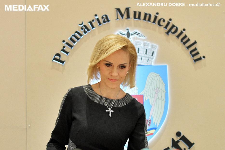 Gabriela Firea confirmă că Primăria ar putea institui în Bucureşti o taxă de centru