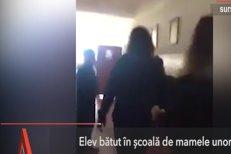 Închisoare cu suspendare pentru cele trei femei care au agresat un elev într-o şcoală din Constanţa