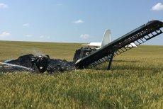 Un avion utilitar a aterizat forţat în Galaţi