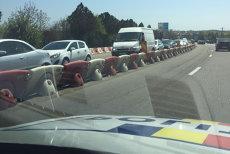 Restricţii de circulaţie pe podul de la Agigea până la ora 16.00