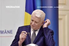 Teodor Meleşcanu, audiat luni în Camera Deputaţilor