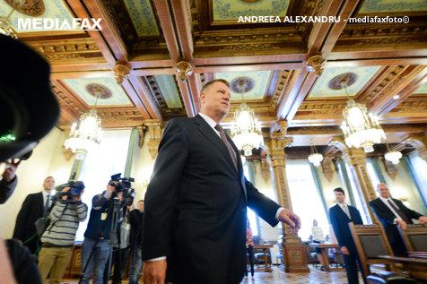 Procurorii din Alba Iulia au declinat plângerea pe numele lui Klaus Iohannis către PÎCCJ