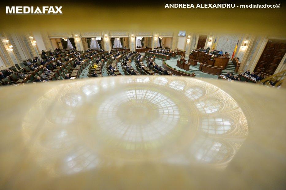 Codul de procedură penală a fost votat de Senat