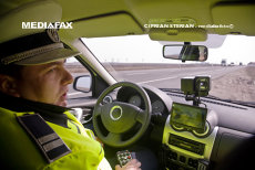 Un şofer a condus cu 276 de kilometri la oră pe Autostrada A3