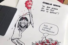 Cătălin Ivan invită caricaturiştii Charlie Hebdo la Parlamentul European