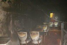 Incendiu puternic la un restaurant din complexul studenţesc din Timişoara