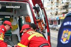 Subofiţer ISU Cluj, rănit de explozie cutie găsită lângă maşină