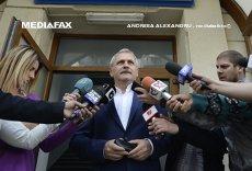 Liviu Dragnea: 3 ani şi 6 luni de închisoare cu executare în Dosarul angajărilor