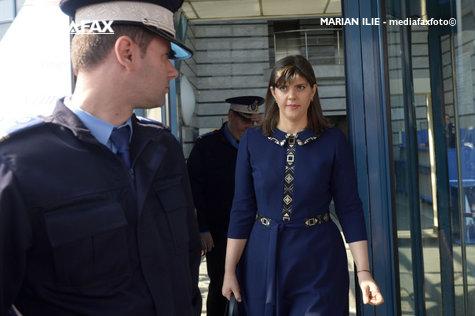 Laura Codruţa Kovesi:Codurile penale nu pot trece prin OUG decât dacă este urgent. Nu există urgenţă