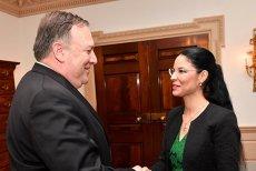 Vicepremierul Ana Birchall s-a întâlnit cu secretarul de stat american, Mike Pompeo