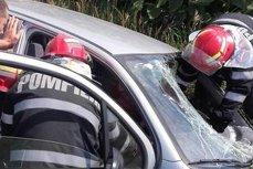 Accident groaznic pe DN2. Un adolescent a fost OMORÂT de un şofer de 84 DE ANI care a scăpat maşina de sub control