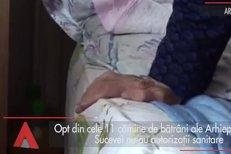 Căminele pentru bătrâni ale Arhiepiscopiei Sucevei, fără AUTORIZAŢII SANITARE de funcţionare şi securitate la INCENDIU