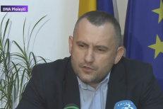 Lucian ONEA, fostul şef al DNA Ploieşti, s-a prezentat la Parchetul General pentru a fi audiat