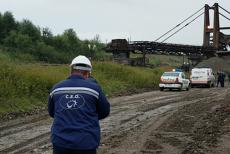 Un miner de la Complexul Energetic Oltenia A MURIT STRIVIT de banda care transporta cărbune