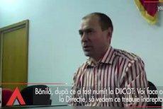 Felix Bănilă, noul ŞEF al DIICOT. Voi evalua structura, pentru a vede ce trebuie ÎNDREPTAT