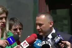 Lucian Onea, acuzat de FABRICAREA de probe în dosarul lui Sebastian Ghiţă, la ieşirea din Parchetul General: Nu există NICIUN control judiciar