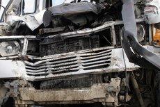 Un microbuz din România S-A CIOCNIT cu un camion din Slovacia pe autostrada A4 din Austria. TIR-ul încerca să evite un autoturism românesc