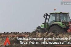 România, tot mai atractivă pentru muncitorii din Asia