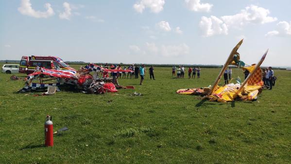 Accident aviatic Frătăuții Vechi, Suceava