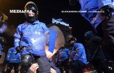 JANDARMERIA, despre mitingul de vineri: Nu ne vom confrunta cu cetăţenii. NU suntem TRUPE PRETORIENE
