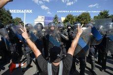 Patru TURIŞTI ISRAELIENI daţi jos din taxi şi BĂTUŢI de JANDARMI la protestul de vineri. Reacţia Ambasadei.