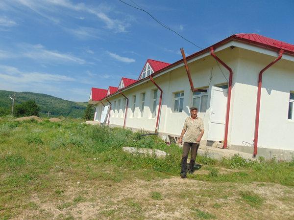 O şcoală construită timp de 12 ani nu e gata