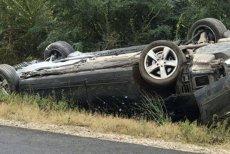 VIDEO cu accidentul lui IGOR DODON, preşedintele Republicii Moldova. În maşină se afla şi FIUL SĂU
