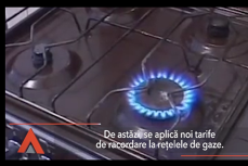Noi preţuri de racordare la reţelele de gaze