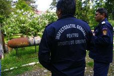 BOMBĂ ARTIZANALĂ, detonată la Timişoara. Un taximetrist a dat ALARMA