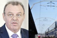 Lucian Şova, declaraţie despre starea precară a căilor ferate. În fiecare an, se DETERIOREAZĂ 320 km şi sunt reparaţi CAPITAL doar 16 km