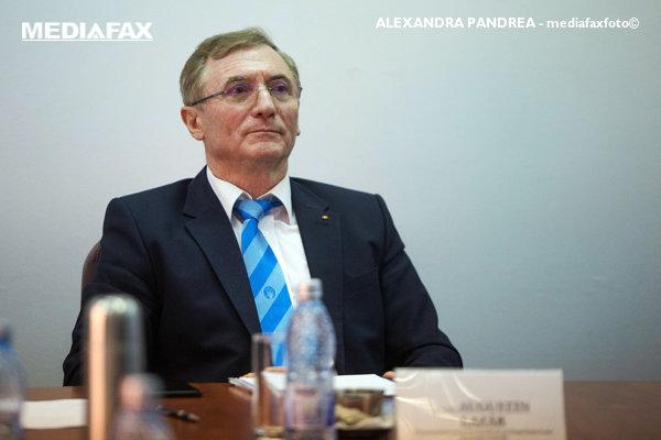 augustin lazăr procuror general, în şedinţa csm