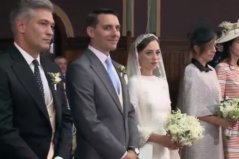 Nunta Principelui Nicolae Cu Alina Binder Sute De Oameni Au