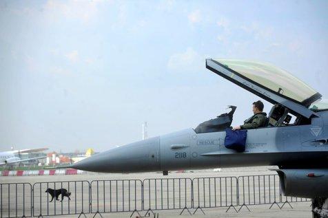 Când vor putea fi folosite avioanele F-16 cumpărate de la Portugalia. FIFOR: Vom putea ieşi cu ele la Poliţia Aeriană